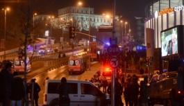 Beşiktaş'taki saldırıyı yapan teröristler belirlendi