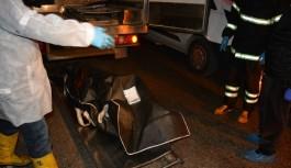Bursa'da yangın dehşeti: 1 ölü