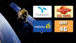 BURSA TV'yi şimdi de Turkcell TV'den izleyebilirsiniz!