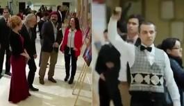Büyükelçi suikastı STV'de sahnelenmiş