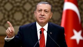 """Erdoğan """"Çıkılan bu yoldan geri dönmemiz mümkün değil"""""""