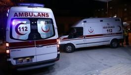 Halep'ten Türkiye'ye getirilen yaralıların sayısı 289'a ulaştı