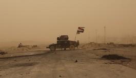 Irak ordusu 4 yeri terör örgütü DAEŞ'ten geri aldı