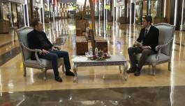 Mobilyanın Davos'u İnegöl olacak