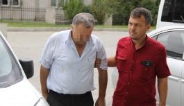 Samsun'daki  tecavüzcüye 19 yıl hapis cezası