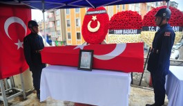 Şehit Binbaşı Bülent Albayrak gözyaşlarıyla uğurlandı