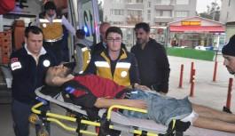 Tamirciye sığınan şahıslara silahlı saldırı
