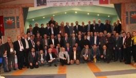 TGK başkanlar kurulu başladı