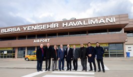 Yenişehir Havalimanı'nda hava kargo taşımacılığı başlıyor
