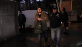 Bursa'da 11 asker ByLock'tan adliyede