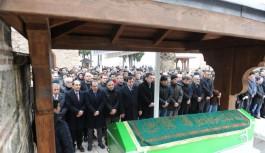 Bursa'da kazada hayatını kaybeden genç son yolculuğuna uğurlandı