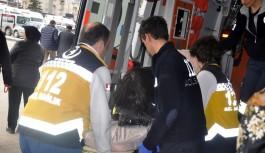 Bursa'da liseli kızın ibretlik görüntüsü!