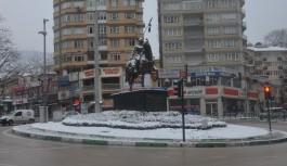 Bursa'ya kar geri geliyor!