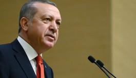 """Erdoğan """"Şanlıurfa'ya borcumuz var """""""