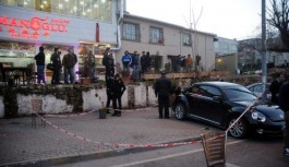 İstanbul'da kebapçıya silahlı saldırı!