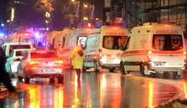 İstanbul'da ki terör saldırısına yayın yasağı