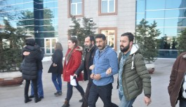Kuaför saldırısı şüphelisi adliyede gözaltına alındı