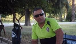 Polis Oğlunun Doğum Gününde Toprağa Verilmiş