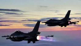 Rus uçakları El-Bab'da DAEŞ'i vurdu