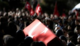 Şehit ateşi Trabzon'a düştü