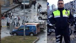 Polis teröristlerle çatışarak şehit oldu