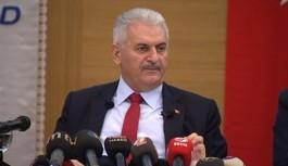 """Yıldırım """"Artık Türkiye'ye göre amel ediyorlar"""""""