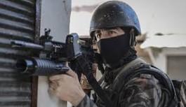 14 terörist etkisiz hale getirildi