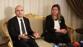 """Başbakan Yardımcısı Şimşek: """"Mevcut sistem krizlere gebe bir sistemdir"""""""