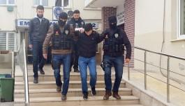 Bursa'da öldüren uyuşturucuyu satan zehir taciri yakalandı