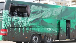 Bursaspor kafilesine yapılan saldırıda flaş gelişme