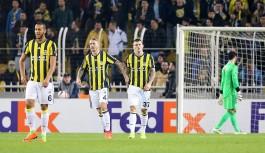 Fenerbahçe Avrupa'ya havlu attı