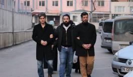 FETÖ üyesi 4 kişi adliyeye sevk edildi