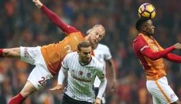 Galatasaray'ın 11'inde 4 değişiklik