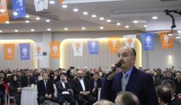"""Müezzinoğlu """"Yan gelip yatarak Atatürkçülük olmaz"""""""