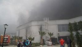 5 yıldızlı oteldeki yangın kontrol altına alındı