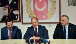 """Bakan Akdağ; """"Güçlü bir Türkiye'ye uyanacağız"""""""