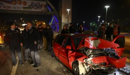 Başkentte kaza can aldı: 1 ölü, 3 yaralı