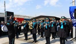 Bursa'da nevruz kutlaması