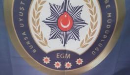 Bursa'da polis harekete geçti! Çok sayıda şüpheli gözaltında
