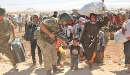 El Bab'a ilk yardım konvoyu ulaştı