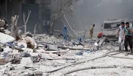 Esed Hama'ya saldırdı!