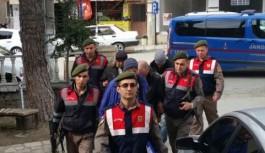 Göçmen kaçakçısı 7 kişi yakalandı