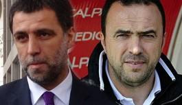 Hakan Şükür ve Arif Erdem Galatasaray'dan ihraç edildi