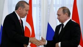 Putin-Erdoğan görüşmesinde yoğun gündem