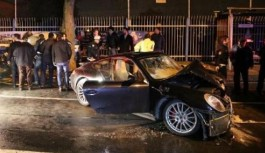 Rüzgar Çetin'in kaza yaptığı araç satışa çıktı
