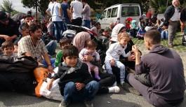 Suriyeliler gönderiliyor!