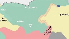 Terör örgütü PYD/PKK, Münbiç'te sözde yönetim