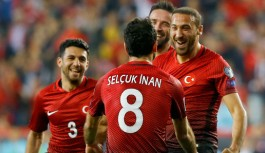 Türkiye - Finlandiya: 2-0
