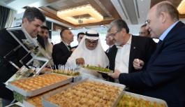 Bursa gıda pazarı yabancı yatırımcıların cazibe merkezi!