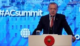 Cumhurbaşkanı Erdoğan'dan Avrupa'ya çağrı